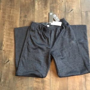 Addidas Means Sweatpants Heather Grey Med NEW